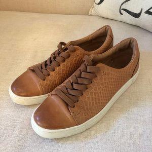 6.5 Frye leather sneakers